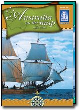 Australia on the Map 1606-2006. When did the Duyfken set sail? Who was Williem Jansz? What was Abel Tasman's monumental theory about Australia? Which accidental meeting led to the naming of Encounter Bay, South Australia? All of these questions and many more are answered in Australia on the Map (1606–2006) – an exciting new blackline master resource that brings Australia's maritime history to life!