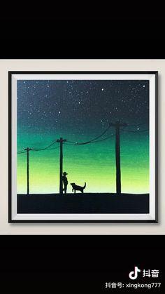 Canvas Painting Tutorials, Painting Techniques, Love Canvas Painting, Poster Color Painting, Canvas Paintings, Painting Tips, Abstract Paintings, Painting Art, Easy Canvas Art