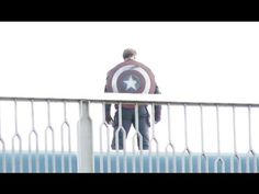 Looks like Cap's gonna be doing some traffic control in Avengers: Age of Ultron || New Clips