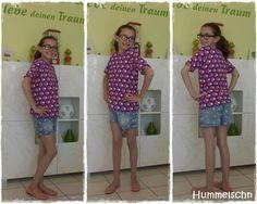 ♥ Hummelschn ♥✂ : ✂ ♥ BASIC SHIRT KIDZ ♥ ✂ by #allerlieblichst