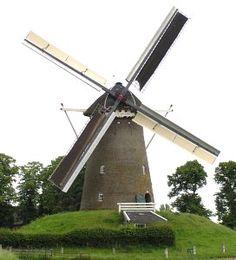 De Bronkhorster molen
