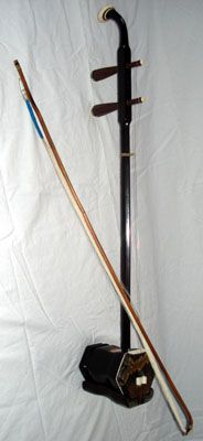 Erhu. I want to learn how to play this!
