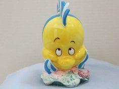 Ariel's Friend Flounder from the Disney Film The by myabbiesattic, $24.99