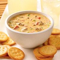 Spicy Cheeseburger Dip
