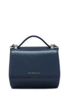 40f6fd481f0b Givenchy Chain Pandora Box Steel Blue - GIVENCHY