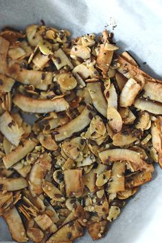 Paciocchi di Francy: Paleo granola ( vegana, senza glutine, senza cerea...