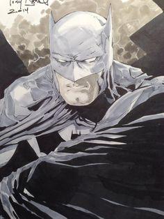 Batman by Tony Daniel *