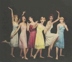 Todos os tamanhos | 1950s Kayser slips | Flickr – Compartilhamento de fotos!