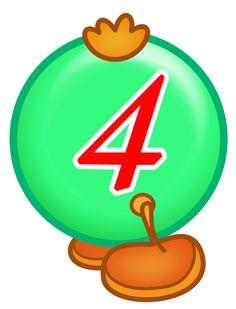 с Preschool Number Worksheets, Numbers Preschool, Math Numbers, Preschool Classroom, Letters And Numbers, Classroom Decor, Teaching Math, Learning Activities, Printable Numbers