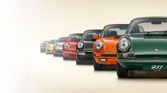 50 Jahre Porsche 911 / 50 years Porsche 911 - GF Luxury