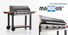 Win a MAXXUS BBQ Chief 6.2 worth  599 (04/22) {DE AT CH} via... sweepstakes IFTTT reddit giveaways freebies contests
