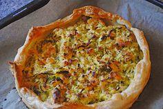 Garnelen-Lauch-Tarte, ein sehr leckeres Rezept aus der Kategorie Krustentier & Muscheln. Bewertungen: 2. Durchschnitt: Ø 3,3.