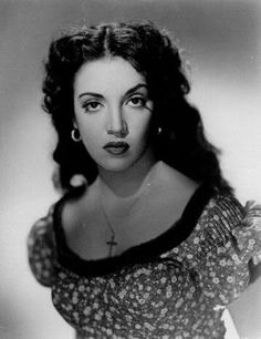 Katy Jurado, Mexican film actor during my youth.