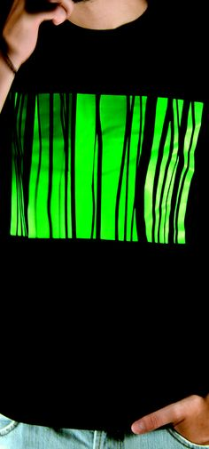 """TREE BARKS"" EST HERTIS #neon T-Shirt available online at http://www.esthertis.com/t-shirts/neon/tree-barks.html #tree #bark #tee #top #tshirt #clothing #design #fashion #graphic #product #greece #shop"