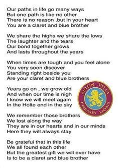 Aston Villa Fc, Super Club, Devon Uk, Birmingham Uk, Sky, History, Sports, Heaven, Hs Sports
