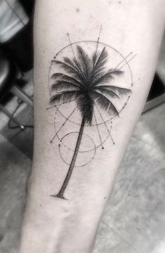 Creative Geometric Sleeve Tattoo Ideas 745