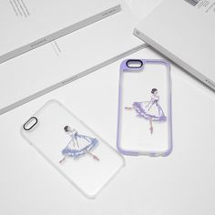 [iPhone case] Giselle 2 - Sound of Ballet