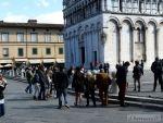 596 bus turistici approdati a Lucca nei primi quindici giorni di maggio. Il dato conferma il trend positivo del primo quadrimestre 2015, con 1521 bus arrivati (+ 174 rispetto al 2014). La città in questi giorni è percorsa da gruppi e famiglie di turisti che visitano piazze, strade, monumenti, musei assaporando i ritmi lenti e il clima garbatamente cordiale della nostra città