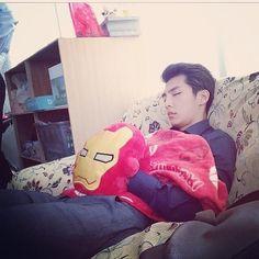 """Aaron Yan - sleep with no worries """"I'll watch over u"""""""