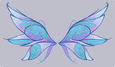 Calixte's Bloomix Wings by PrettieAngel.deviantart.com on @DeviantArt