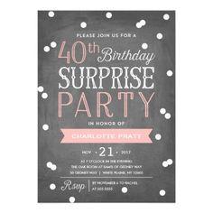 free printable surprise birthday invitations dolanpedia