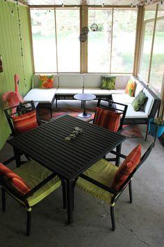 Tiki Room furniture