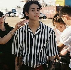 One 원 [Jung Jaewon] Look Magazine