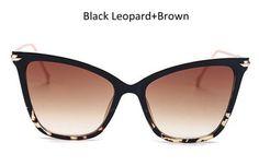 "Womens ""Beyond"" Vintage Cat Eye Oversized Sunglasses Astroshadez"