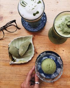 """Matcha addiction  2,513 mentions J'aime, 60 commentaires - Daria Alizadeh (@dariadaria_com) sur Instagram: """"The best place in town for Matcha addicts like me  Love everything about this Japanese treasure!…"""""""