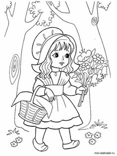Farm Animal Coloring Pages, Cute Coloring Pages, Coloring Pages For Kids, Coloring Sheets, Coloring Books, Disney Princess Coloring Pages, Disney Princess Colors, Strawberry Shortcake Coloring Pages, Precious Moments Coloring Pages