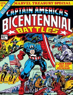 Captain America's Bicentennial Battles