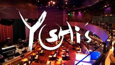 Grab some sushi and some music at Yoshi's restaurant and club.  Happy hour is Mon- Sat 4:30 - 6:00 p.m.  Late nights on Thursdays at 9:30 p.m.