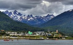 Puerto Williams looks so pretty :) Rodeo, Chile, Us Travel, Patagonia, South America, Peru, Google Images, Places To Visit, Landscapes