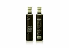 Depla | Oleagreca Olive Oil (Concept) on Packaging of the World - Creative Package Design Gallery