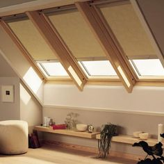 Velux: they're actually designed to be easy to install instead of leaving installation concerns as an afterthought. Bravo. - Doug, UK