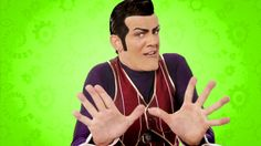 """Robbie Rotten """"Don't let your kids watch it"""" Green Screen - YouTube"""