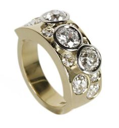 Tips for Buying Diamond Rings and Other Fine Diamond Jewelry Buy Diamond Ring, Unique Diamond Rings, Eternity Ring Diamond, Diamond Jewelry, Black Diamond, Diamond Earrings, Real Gold Jewelry, Silver Jewellery Indian, Jewelry Rings