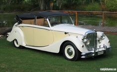 1950 Jaguar Mark V Landaulette