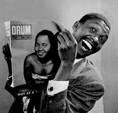 Drum (mythical South African magazine) - Jürgen Schadeberg