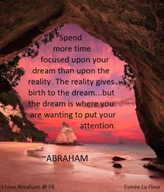 Abraham-Hicks Quote
