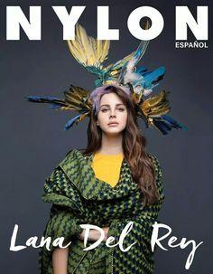 (Cover 5) Lana Del Rey covers Nylon Español Magazine's fall/winter anniversary issue (Sept.2015) #LDR