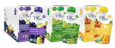 Plum Organics Second Blends Variety Pack, 4 Ounce (Pack of 18) -- Check this awesome item pin  : Groceries