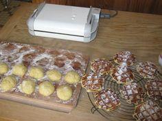 recette gaufres liégeoises