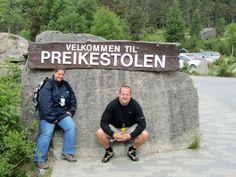 Team transitfrei unterwegs in Norwegen