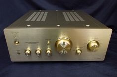 DENON Integrated Amplifier 2000 w/Power cable Manual F/Shipping Power Cable, Manual, Free Shipping, Textbook, User Guide