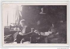 ALLEMAGNE - CAMP DE GORLITZ - STALAG VIII A 41 - PRISONNIERS DE GUERRE AU TRAVAIL - CARTE PHOTO MILITAIRE