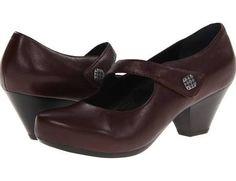 Dansko Betty Women's Shoes Cordovan Nappa : 40 (US Women's 9.5-10) Regular