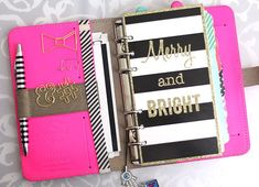Strange and Charmed: 10 Ways to Personalize Your Planner