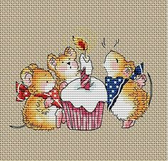 Zz Cross Stitch Embroidery, Hand Embroidery, Cross Stitch Patterns, Cross Stitch Kitchen, Animal Crackers, Stitch 2, Penny Black, Little Ones, Needlework