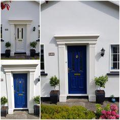 Pvc Windows, Windows And Doors, Exterior Design, Garage Doors, Outdoor Decor, Painting, Home Decor, Decoration Home, Room Decor